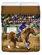 A Night At The Rodeo V30 Duvet Cover