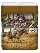 A Night At The Rodeo V31 Duvet Cover