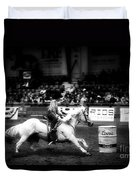 A Night At The Rodeo V33 Duvet Cover