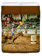 A Night At The Rodeo V35 Duvet Cover