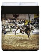 A Night At The Rodeo V36 Duvet Cover
