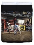 A Night At The Rodeo V39 Duvet Cover
