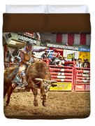 A Night At The Rodeo V5 Duvet Cover