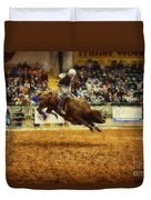 A Night At The Rodeo V7 Duvet Cover