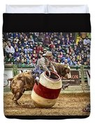 A Night At The Rodeo V9 Duvet Cover