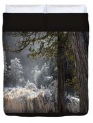 A North Woods Fairy Tale Duvet Cover