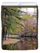 A November Memory 2012 - P Duvet Cover