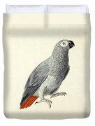 A Parrot Duvet Cover