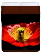 A Passion For Life Duvet Cover