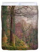 A Path In The Wood Duvet Cover