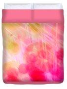 A Pink Dream Duvet Cover