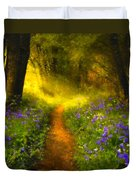 A Place In The Sun - Impressionism Duvet Cover