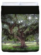 A Place In The Sun Duvet Cover by Terry Reynoldson