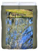 A Place To Ponder 061 Duvet Cover