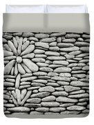 A Plant In The Wall Duvet Cover