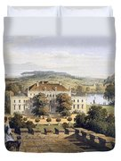 A Prussian Royal Residence, C.1852-63 Duvet Cover