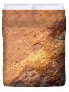 A Red Rock Duvet Cover