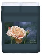 A Rose Is A Rose... Duvet Cover