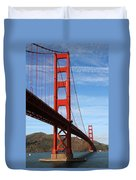 A San Francisco Icon Duvet Cover