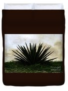 A Simple Yucca Duvet Cover