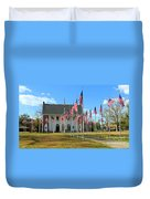 A Soldier Died Today Duvet Cover