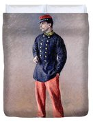A Soldier Duvet Cover