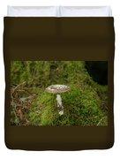 A Sole Mushroom Duvet Cover