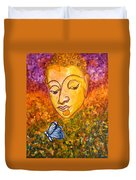 A Soulful Journey Duvet Cover