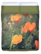 A Springtime Breeze Duvet Cover