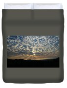 A Storm Is Coming Duvet Cover
