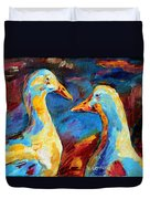 A Stormy Night Duvet Cover