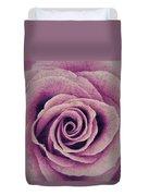 A Sugared Rose Duvet Cover
