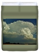 A Supercell Is Born Duvet Cover