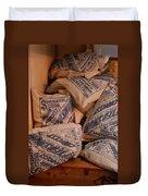 A Supply Of Flour Duvet Cover