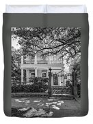A Touch Of Class Bw Duvet Cover