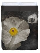 A Touch Of Color - Poppy Duvet Cover