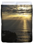 A Touch Of Heaven Duvet Cover by Sandra Bronstein