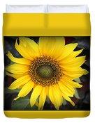 A Touch Of Sunshine - Sunflower Duvet Cover