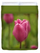 A Tulip Unfolds Duvet Cover