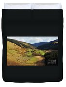Natural Beauty In Wicklow, Ireland Duvet Cover