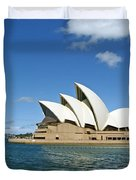 A View Of The Sydney Opera House Duvet Cover
