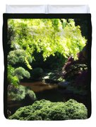 A Walk In The Woods 10 Duvet Cover