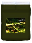 A Walk In The Woods 8 Duvet Cover