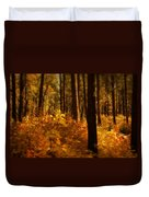 A Walk Through The Woods  Duvet Cover