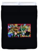 A Way To Bring The World To Tsheuvah 08 Duvet Cover