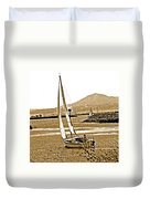 A Welcome Wind Duvet Cover
