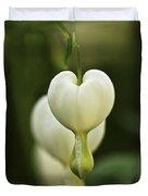 A White Heart Duvet Cover