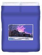 A Winter Dream 2 Duvet Cover