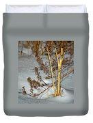 A Winter Tale  Duvet Cover