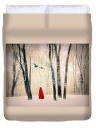 A Winters Tale Duvet Cover